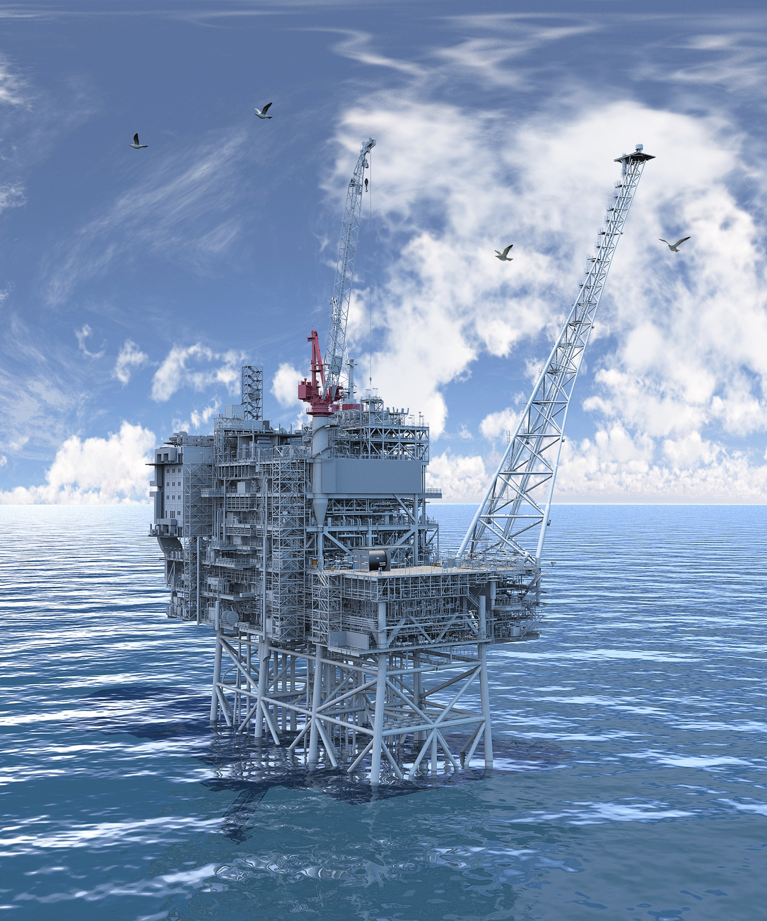 Illustration: Technip / Total E&P Norge